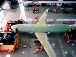 Aluminum in use by Aerospace.