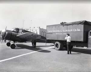 United Aluminum Special Delivery 1946